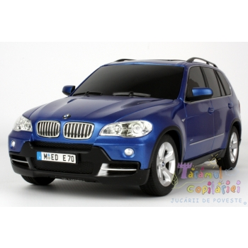 BMW X5 Sport cu telecomanda, scara 1:18