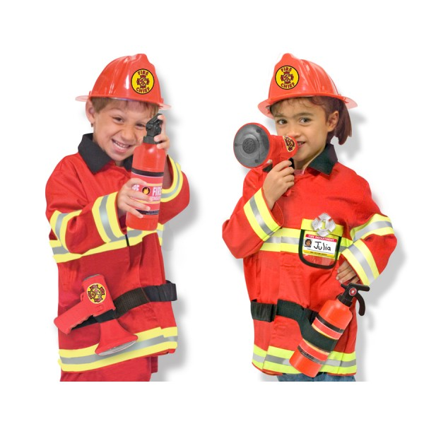 Costum carnaval copii 'Pompier sef'