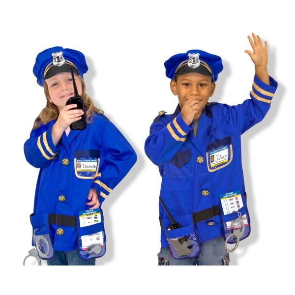Costume carnaval copii 'Ofiter de politie'