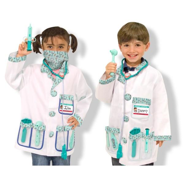Costum carnaval copii 'Medic'