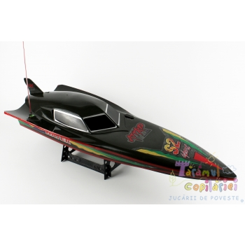 Salupa de viteza Black Stealth