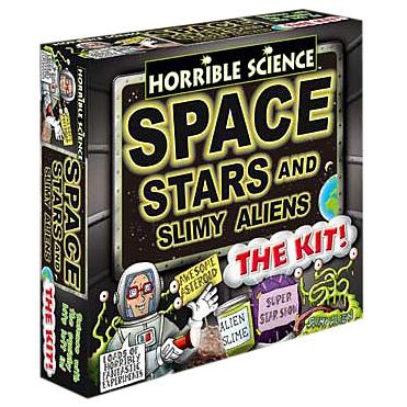 Kit experiment 'Spatiu, stele si extraterestri'