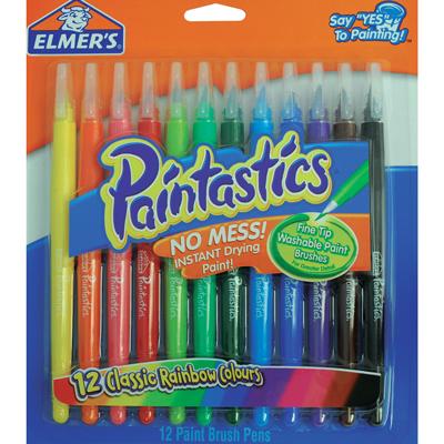 Stilouri cu acuarela 'Paintastics' set 12 culori