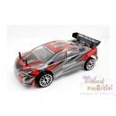 Drift Car FlyingFish Carbon Red cu telecomanda, scara 1:16
