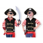 Costum carnaval copii 'Pirati'